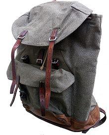 Backpack - prepper