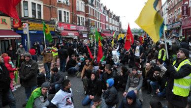 Kurd Hunger Strike