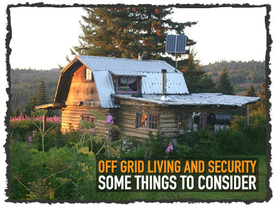 Off-Grid-Living