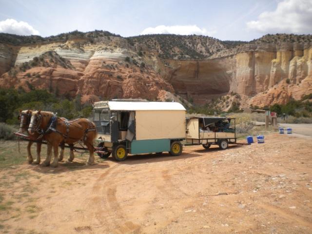 Horse-cart-logistics