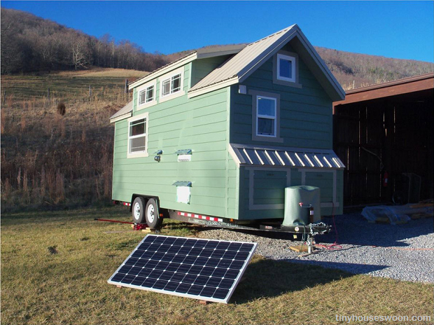 On Wheels Is The New Off Grid A Guide To Tiny Houses The