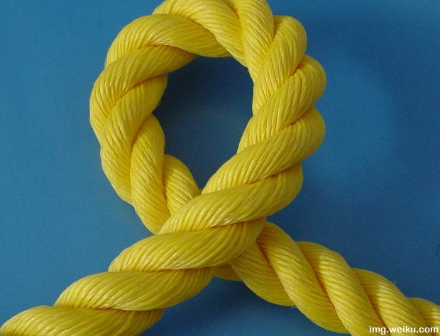 Twisted-rope