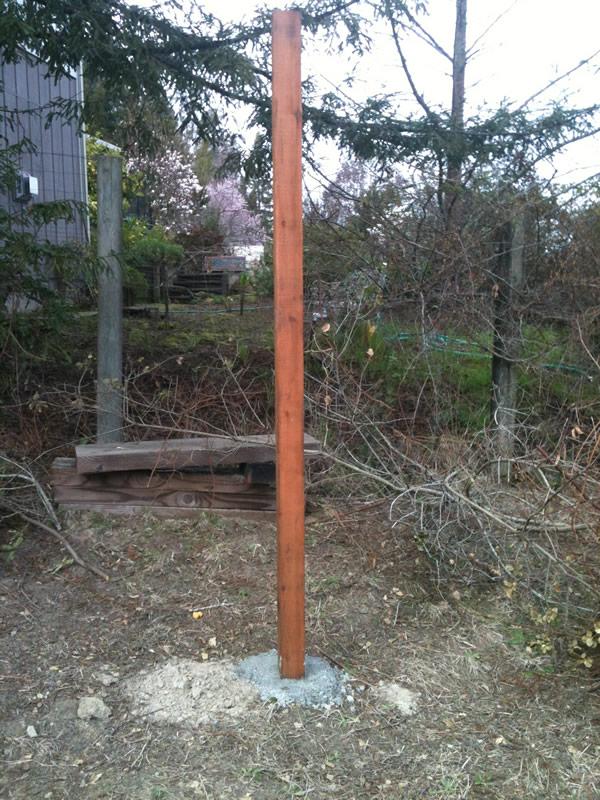 standing-pole