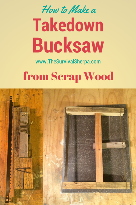 how-to-make-a-takedown-bucksaw