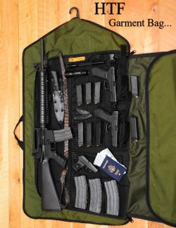 Survival Gear Review Skinner Htf Tactical Garment Bag