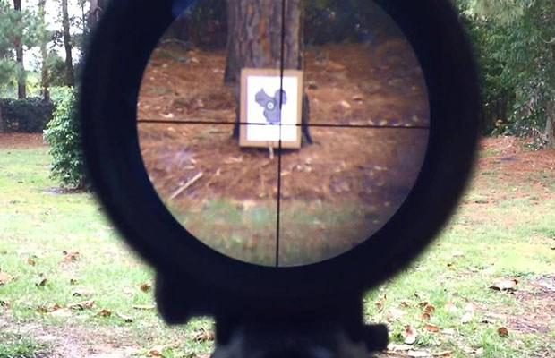 ZeroingRiflescope
