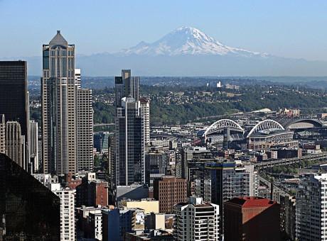 Mt.-Rainier-From-Seattle-460x340