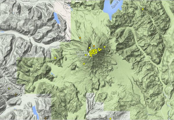 MtSaintHelensQuakes