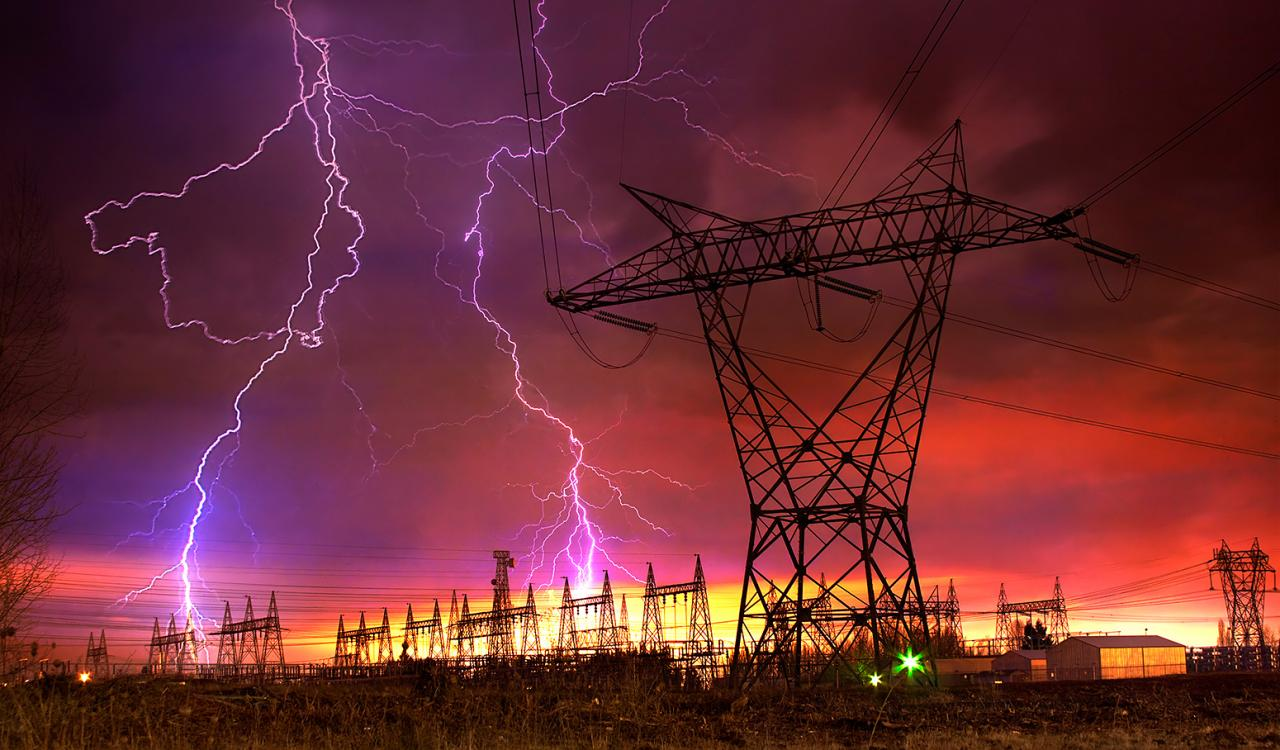 Blackout California In Power Grid Emergency All