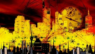 city-skyscrapers-clock-time-stopwatch-seconds-public-domain-460x325