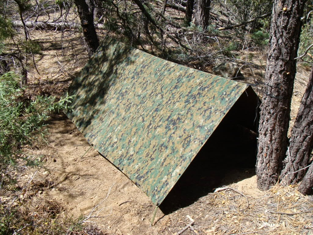 3 Of The Easiest Survival Shelters For Shtf Scenarios