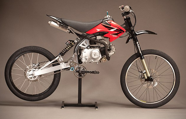 motoped-motorized-bicycle