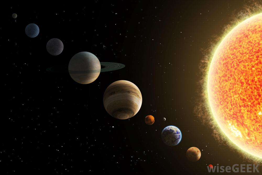 views of real solar system - photo #15