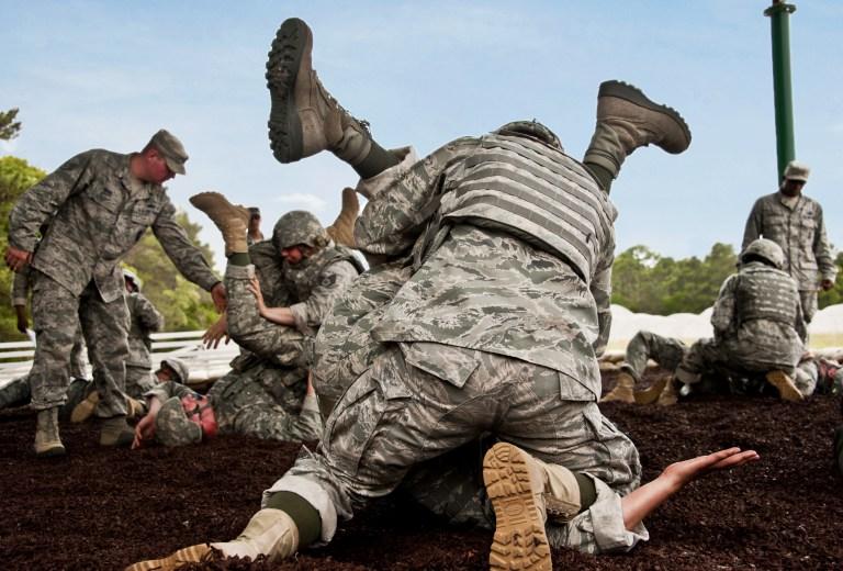 combattraining