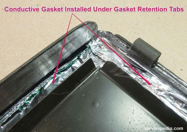 conductive-gasket-installed-under-gasket-retention-tabs