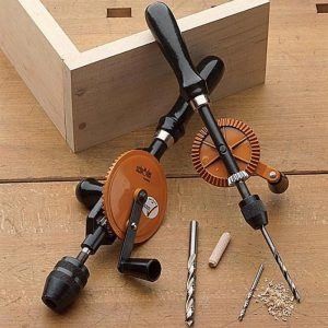 Antique breast drill manufactures